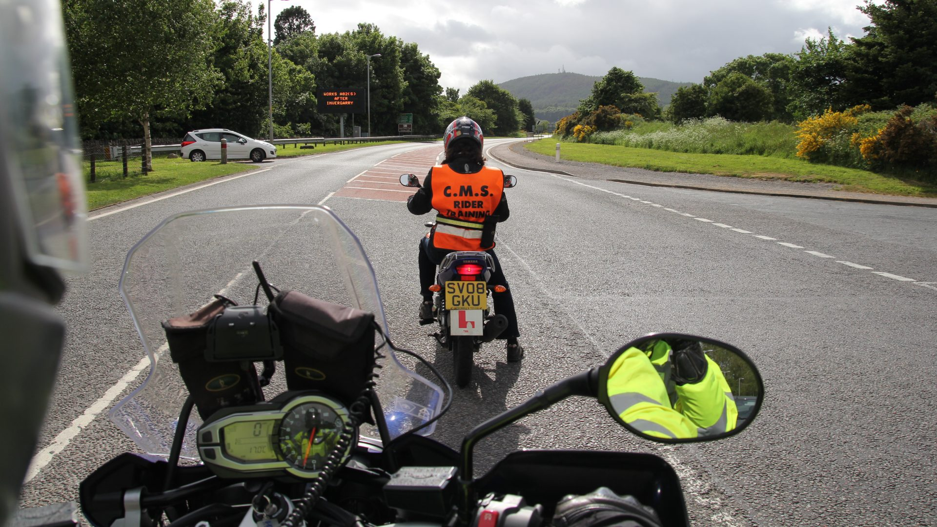 CMS Highland Motorcycle Training Inverness